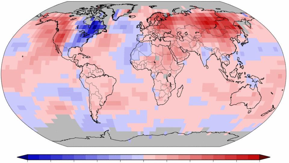 Klimawandel die erde schwitzt auch 2015 weiter for Fruchtfliegen in erde