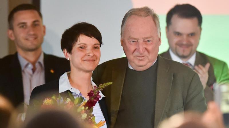 Alternative für Deutschland: Frauke Petry wird nicht alleinige Spitzenkandidatin