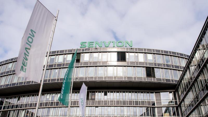 Senvion-Beschäftigte protestieren gegen Stellenabbau in SH