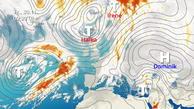 Atlantische Sturm- und Orkantiefs rauschen heran