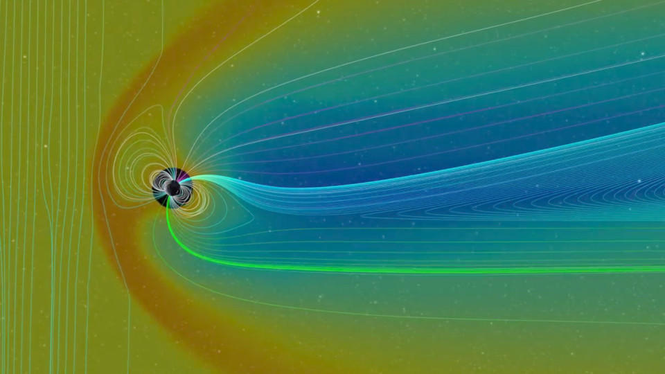 Nasa will magnetfelder der erde erforschen 3d filme for Fruchtfliegen in erde