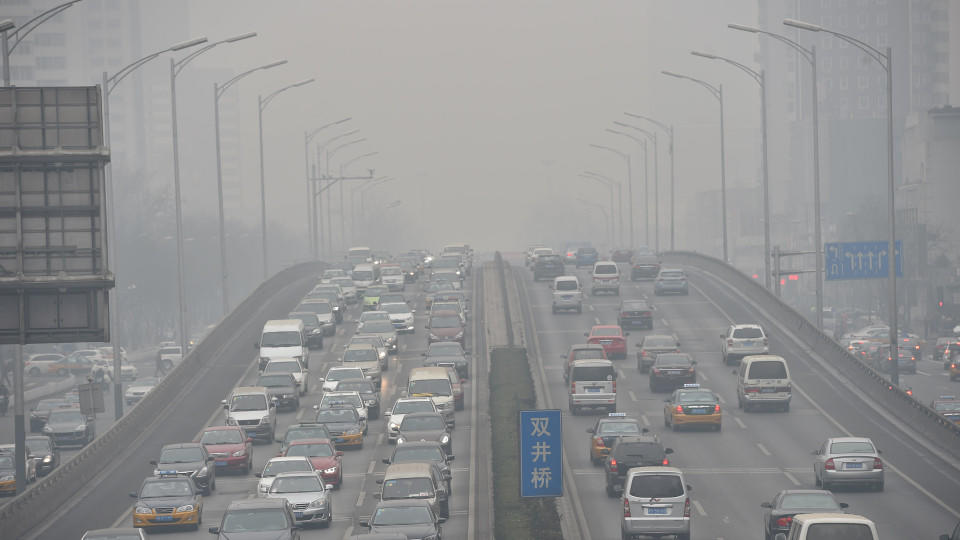 warum kommt es in peking so h ufig zum smog. Black Bedroom Furniture Sets. Home Design Ideas
