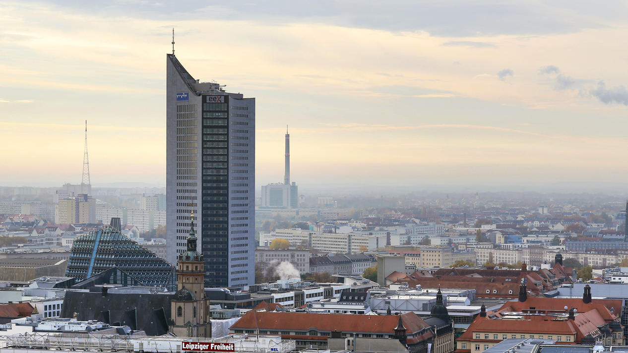 Wetter Leipzig Heute Abend